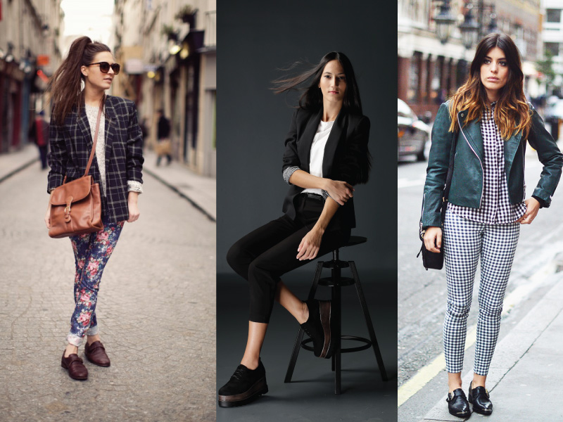 Oxfords  3 outfits για να τα συνδυάσεις φέτος το φθινόπωρο - Stepshop 44da57c3d00
