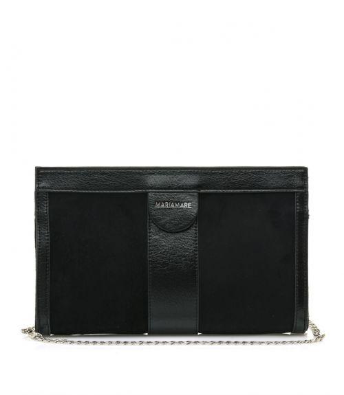 Mariamare τσάντα φάκελος Artemis - Μαύρο
