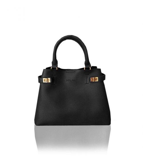 Τσάντα χειρός Elvira - Μαύρο