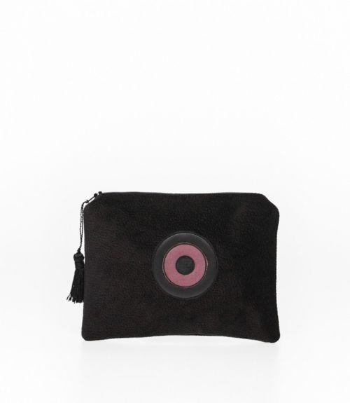 Τσάντα φάκελος - Μαύρο