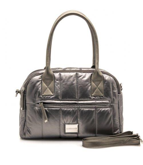 Τσάντα mariamare - Ανθρακί