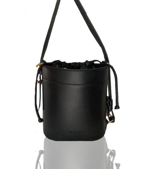 Naomi τσάντα πουγκί  - Μαύρο