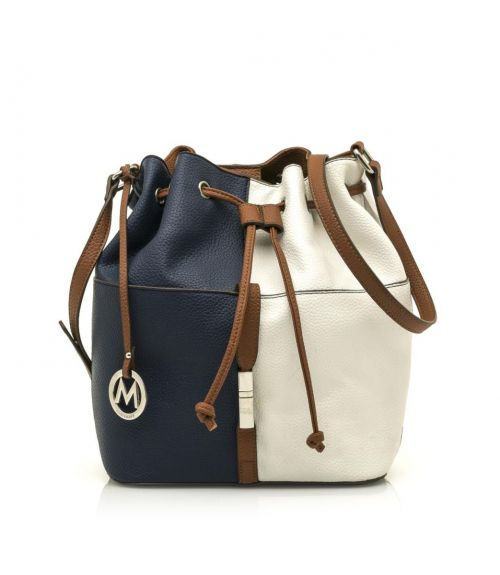 Mariamare τσάντα πουγκί Ginebra - Μπλε