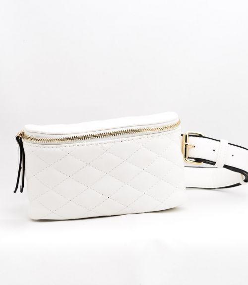 BELT BAG - Λευκό