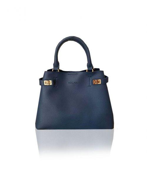 Τσάντα χειρός Elvira - Μπλε