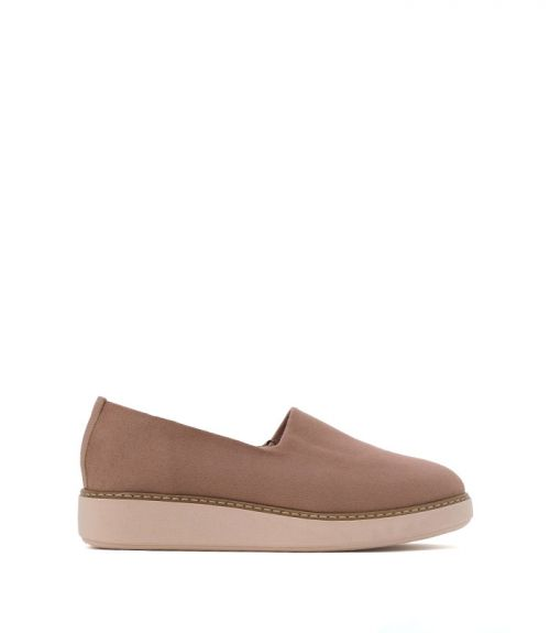 SLIP- ON LOAFERS - Ροζ