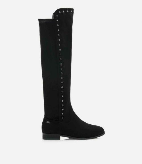 Μπότες με τρουκ - Μαύρο