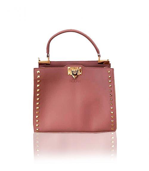 Τσάντα ώμου Kelly - Ροζ