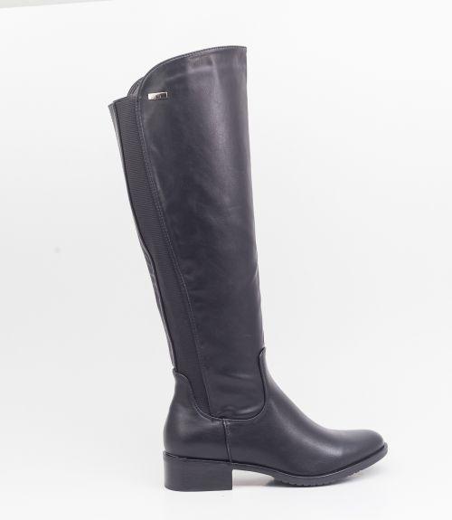 Μπότες ιππασίας  - Μαύρο