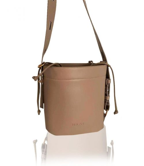 Naomi τσάντα πουγκί  - Μπέζ