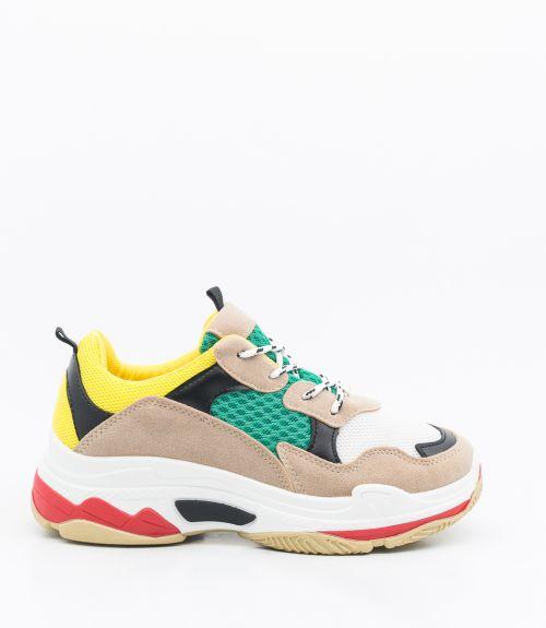 Πολύχρωμα sneakers - Multi
