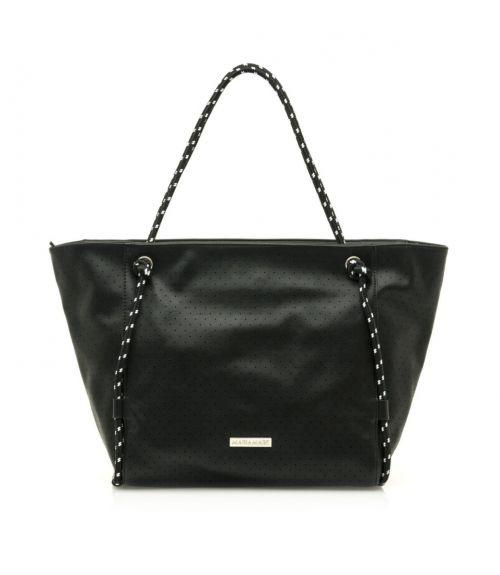 Mariamare τσάντα shopper Malva - Μαύρο