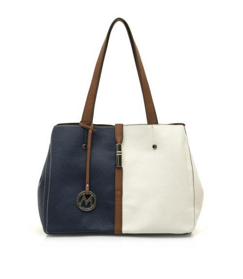 Mariamare τσάντα ώμου Gala - Μπλε