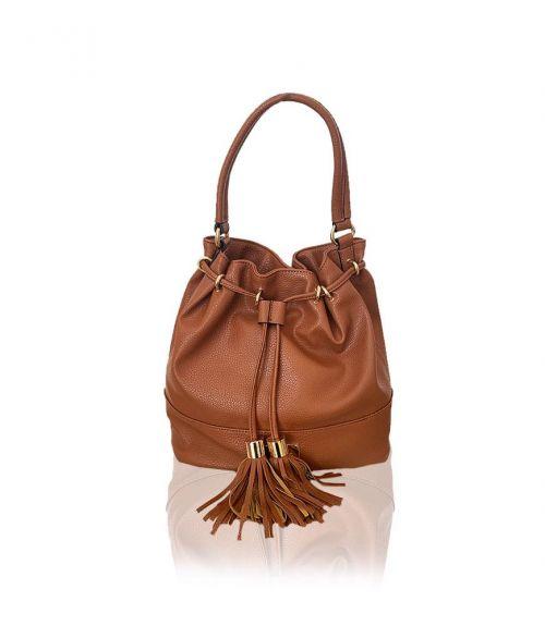 Τσάντα πουγκί Belle  - Ταμπά