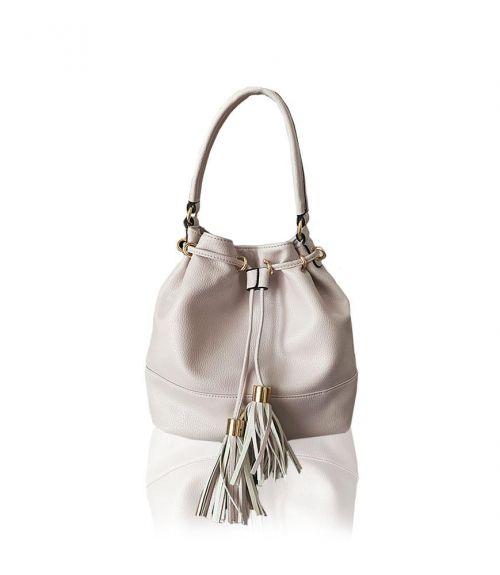 Τσάντα πουγκί Belle  - Μπέζ
