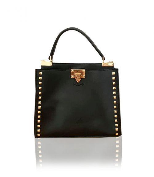 Τσάντα ώμου Kelly - Μαύρο