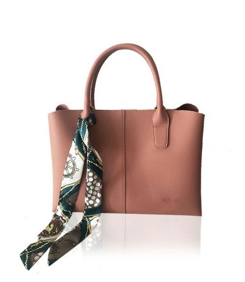Τσάντα ώμου Ivy - Ροζ