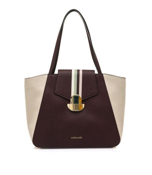 Mariamare τσάντα χειρός Aine - Μπορντό