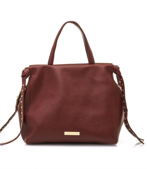 Mariamare τσάντα χειρός Lilit  - Μπορντό