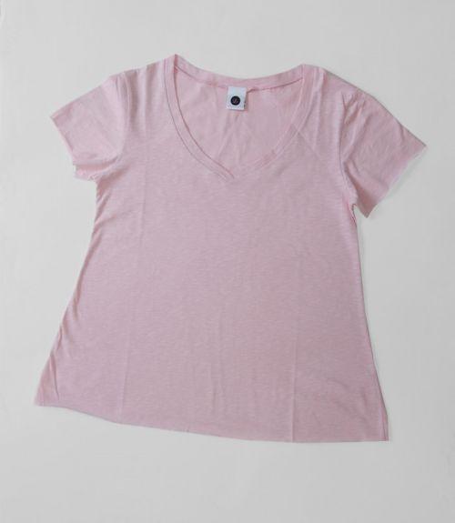 BASIC T-SHIRT  - Ροζ