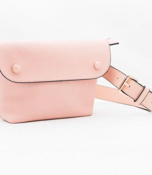 BELT BAG - Ροζ