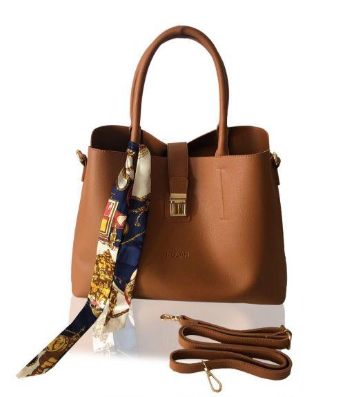 Τσάντα χειρός Olivia  - Ταμπά