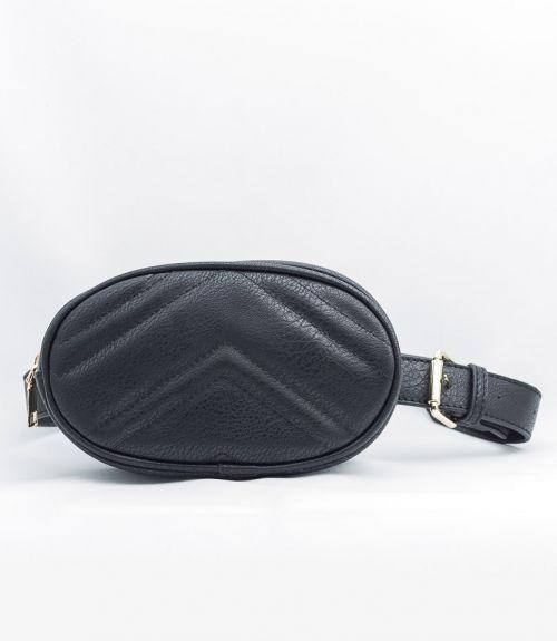 BELT BAG - Μαύρο