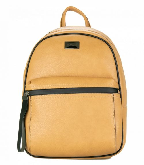 Τσάντα σακίδιο πλάτης - Κίτρινο