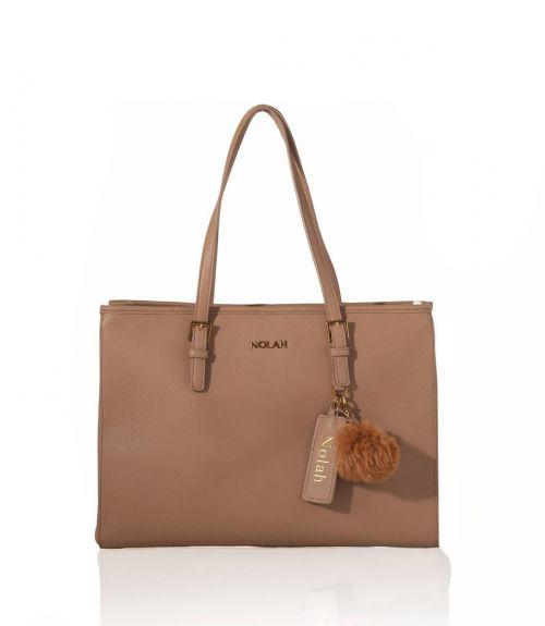 Camille τσάντα χειρός - Μπέζ