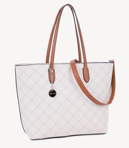 Tamaris τσάντα shopper - Μπέζ