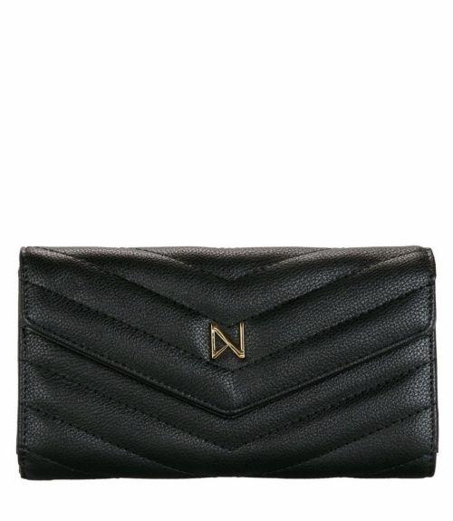 Eloise πορτοφόλι - Μαύρο
