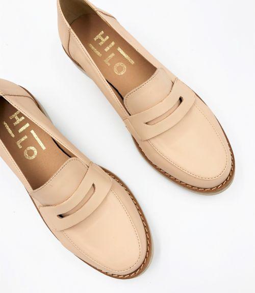 Loafers  - Μπέζ