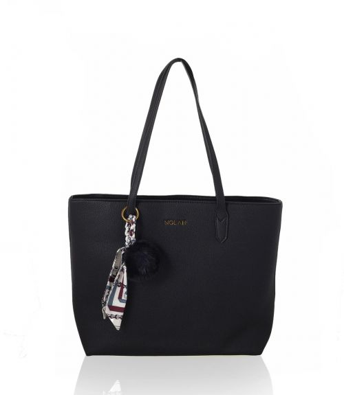 Sarah τσάντα ώμου - Μαύρο