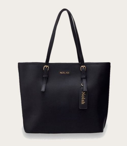 Kelly τσάντα shopper - Μαύρο