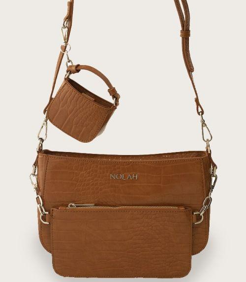 Ella τσάντα με πορτοφολάκι - Ταμπά