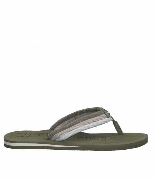 Tamaris flip-flops  - Πράσινο