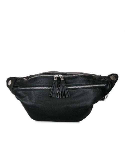 Τσαντάκι μέσης bum bag - Μαύρο