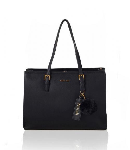 Camille τσάντα χειρός - Μαύρο