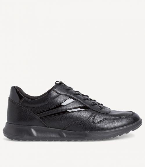 Tamaris χαμηλά sneakers - Μαύρο