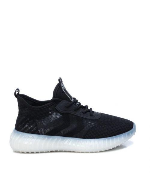 ΧΤΙ sneakers πάνινα - Μαύρο