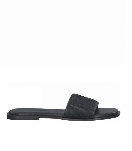 Tamaris flat σανδάλια  - Μαύρο