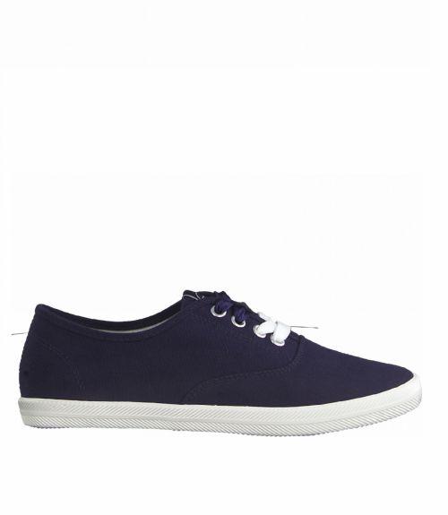 Tamaris πάνινα sneakers - Μπλε