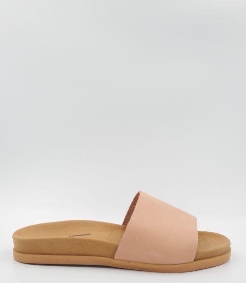 Ανατομικές σαγιονάρες με φάσα - Ροζ