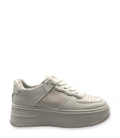 Λευκά sneakers - Λευκό