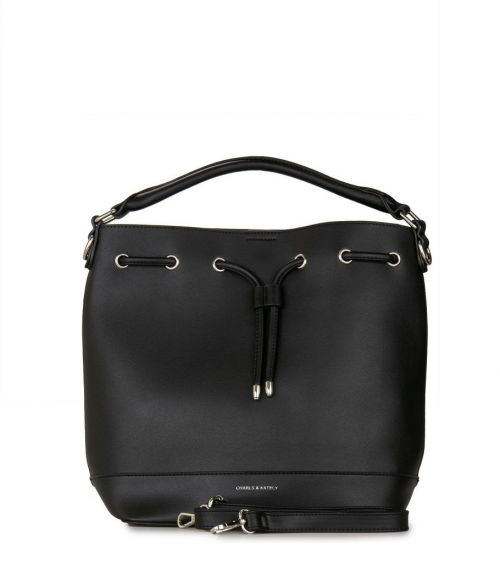 Τσάντα πουγκί  - Μαύρο
