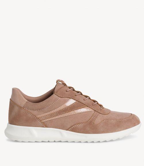 Tamaris χαμηλά sneakers - Nude