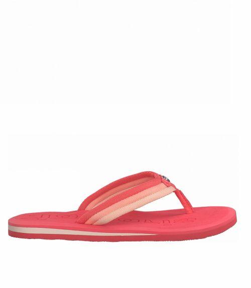 Tamaris flip-flops  - Κοραλί