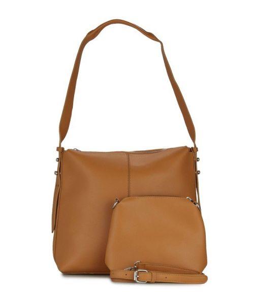 Τσάντα ώμου με τρουκ - Ταμπά