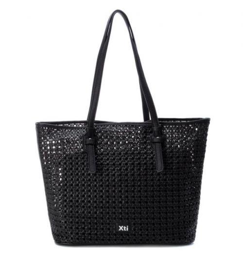Τσάντα shopper XTI - Μαύρο