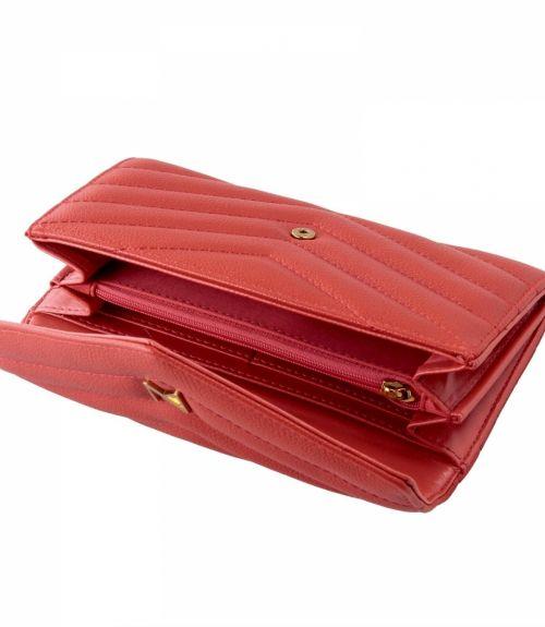 Eloise πορτοφόλι - Κόκκινο